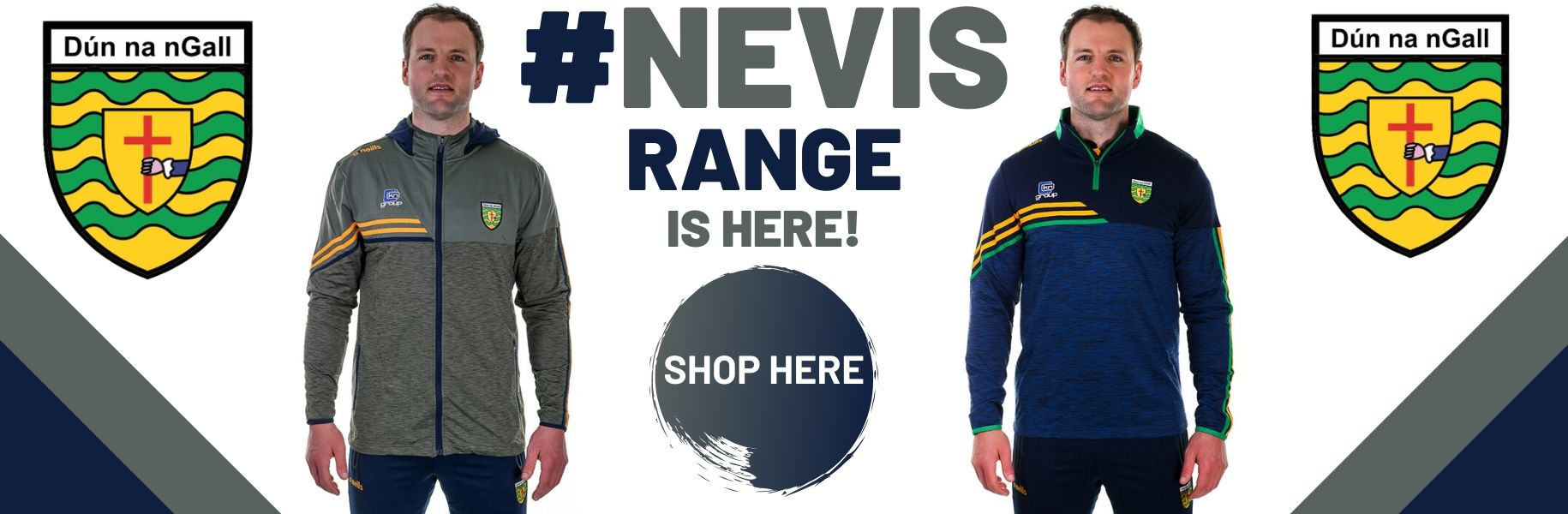Nevis Donegal GAA Collection