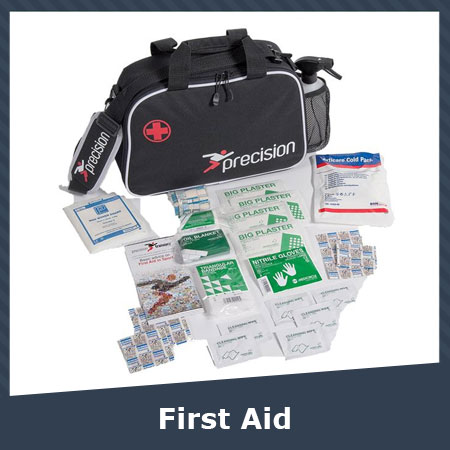 First Aid Kits For Team Sports