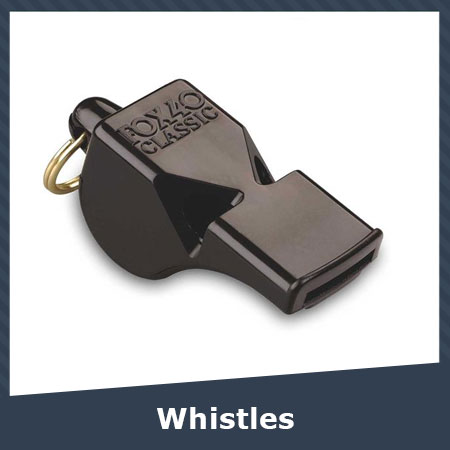 Whistles For Referees & Coaching