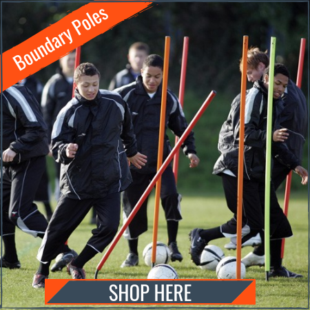 Training Boundary Poles