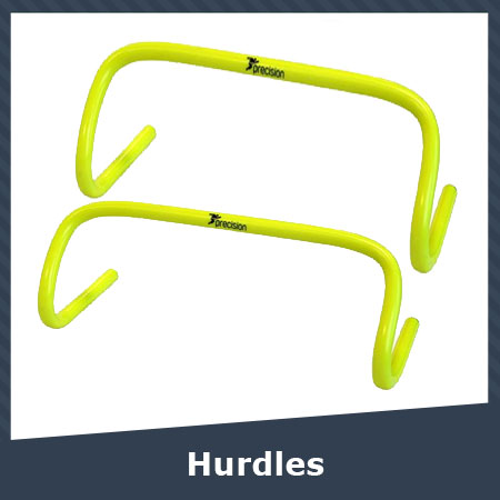 Agility and Step Hurdles For Training