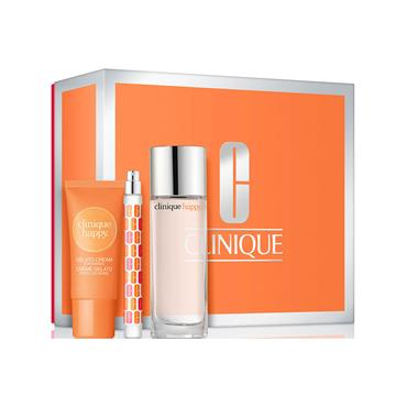 Clinique Wear it and be Happy set