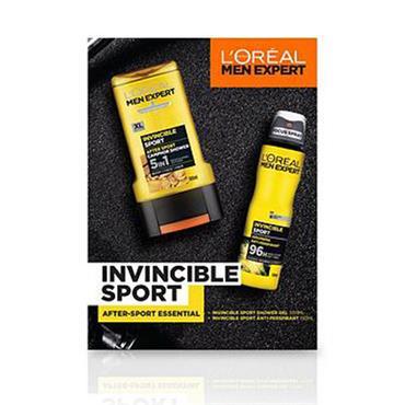Loreal Men Expert Invincible Sport Set