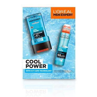Loreal Men Expert Cool Power Set
