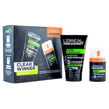 Loreal Men Expert Clear Winner Set