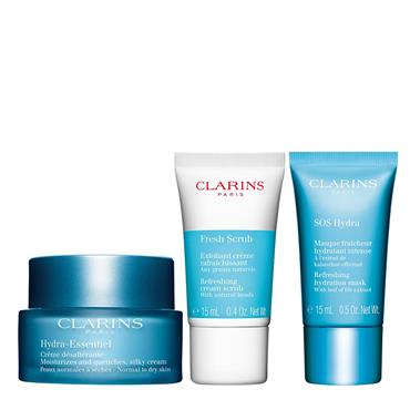 Clarins Hydration Essentials