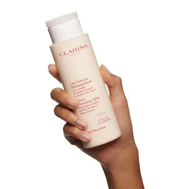 Clarins Velvet Cleansing Milk 400ml