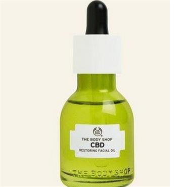 The Body Shop CBD Restoring Facial Oil 30ml