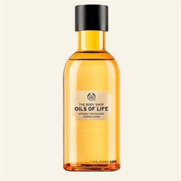 The Body Shop Oils Of Life Intensely Revitalizing Essence Lotion 160ml