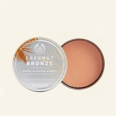 The Body Shop Coconut Bronze Matte Bronzing Powder 01 Fair