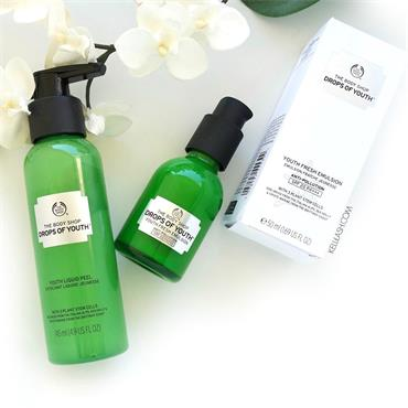 The Body Shop Drops Of Youth Youth Fresh Emulsion 50ml