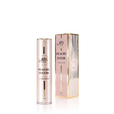 Mrs Glam Peachy Elixir Strobe Cream 50ml