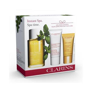 Clarins Spa Time Gift Set