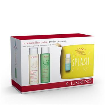 Clarins Perfect Cleansing Gift Set