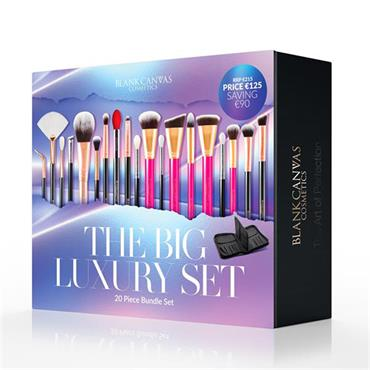 Blank Canvas The Big Luxury 20 Piece Luxury Set