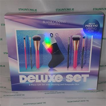 Blank Canvas Cosmetics Deluxe Set