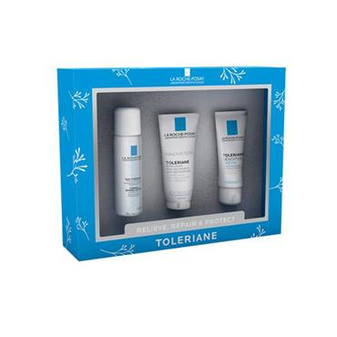 La Roche Posay Relieve, Repair & Protect Toleriane Set