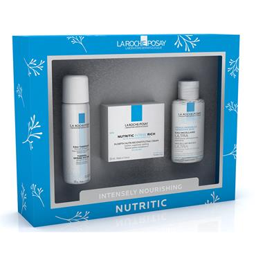 La Roche Posay Intensely Nourishing Nutritic Set