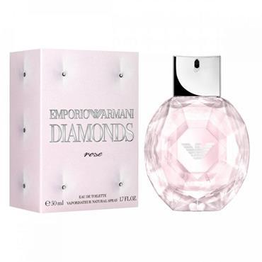 Emporio Armani Diamonds Rose Eau De Toilette 50ml