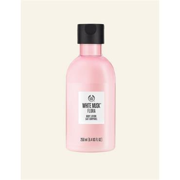 The Body Shop White Musk Flora Body Lotion 250ml
