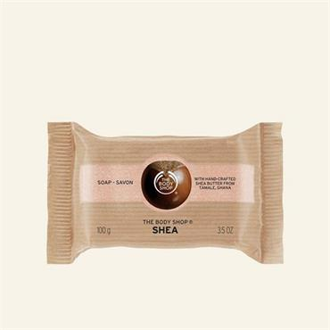 The Body Shop Shea Soap 100g