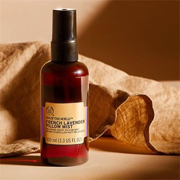 The Body Shop Spa Of The World French Lavender Pillow Mist 100ml