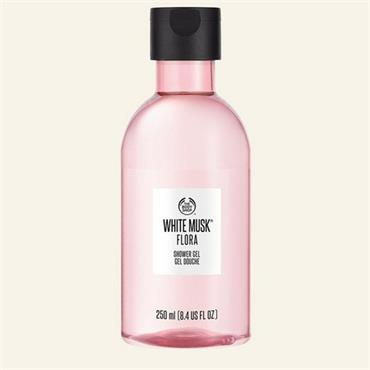 The Body Shop White Musk Flora Shower Gel 250ml