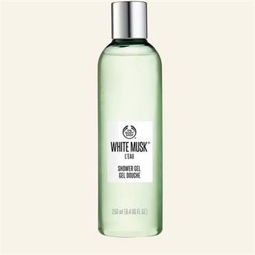 The Body Shop White Musk L'eau Shower Gel 250ml