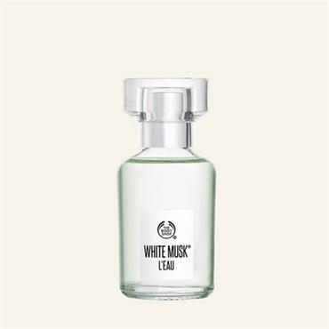 The Body Shop White Musk L'Eau Eau De Toilette 30ml