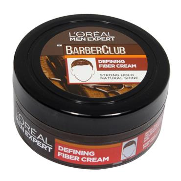 L'oreal Men Expert Barber Club Defining Fiber Cream 75ml