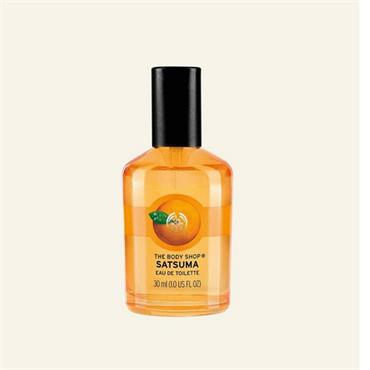 The Body Shop Satsuma Eau De Toilette 30ml