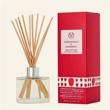 The Body Shop Pomegranate & Raspberry Reed Diffuser 125ml