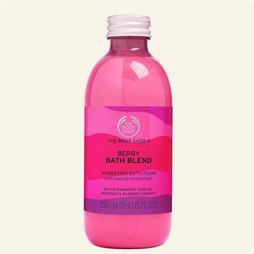 The Body Shop Bath Blend Berry 250ml