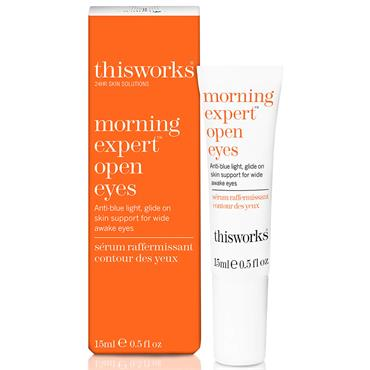 This Works Morning Expert Open Eyes 15ml
