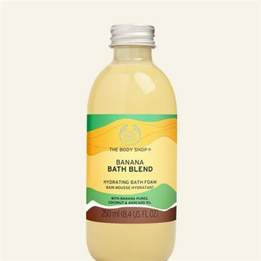 The Body Shop Banana Bath Blend 250ml