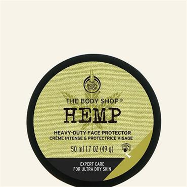 The Body Shop Hemp Heavy Duty Face Protector 50ml
