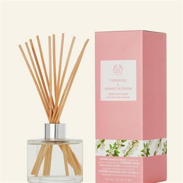 The Body Shop Tuberose & Orange Blossom Reed Diffuser 125ml