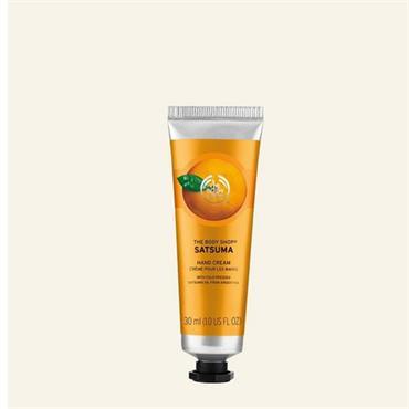 The Body Shop Satsuma Hand Cream 30ml