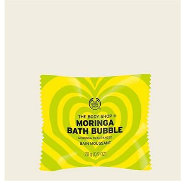 The Body Shop Moringa Bath Bubble