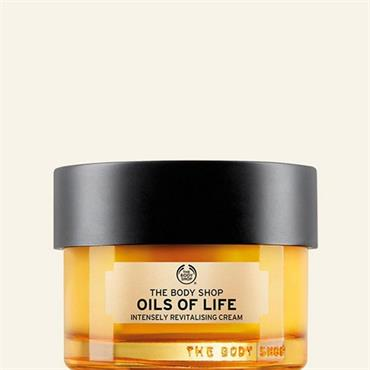 The Body Shop Oils Of Life Intensely Revitalising Cream 50ml