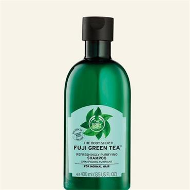 The Body Shop Fuji Green Tea Shampoo 400ml