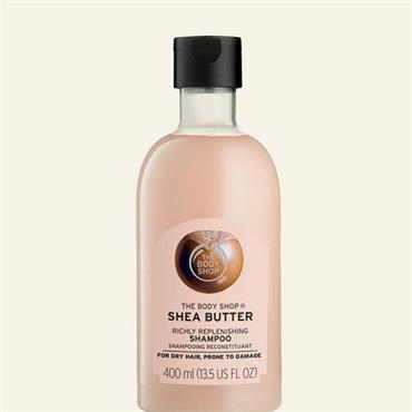 The Body Shop Shea Shampoo 400ml