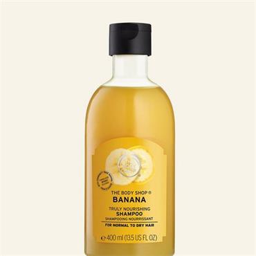 The Body Shop Banana Shampoo 400ml