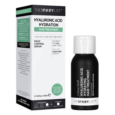 The Inkey List Hyaluronic Acid Hydration Hair Treatment 50ml