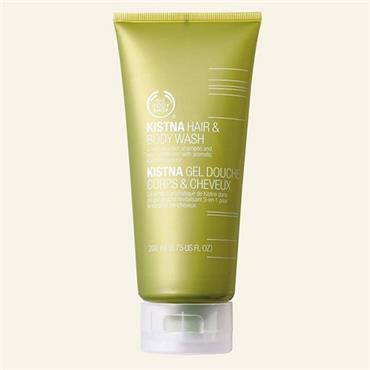 The Body Shop Kistna Hair & Body Wash 200ml