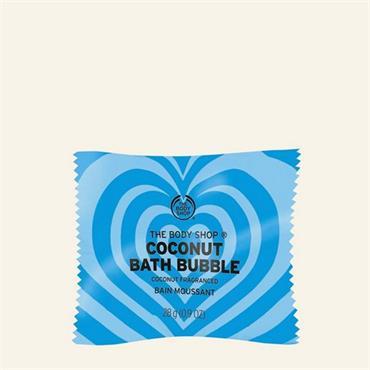 The Body Shop Coconut Bath Bubble 28g