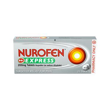 Nurofen Express 200mg