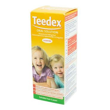 Teedex 2+years
