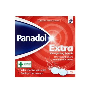 Panadol Extra Soluble 24's
