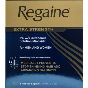 Regaine Extra Strength 3 Month Supply